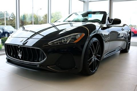 New Maserati Granturismo Convertible For Sale In Akron Oh